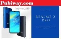 Alasan Memilih Realme 2 Pro