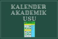 Kalender Akademik USU Terbaru