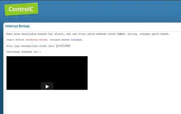 Situs Controlc.com