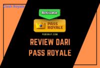 Review Membeli Pass Royale di Game Clash Royale