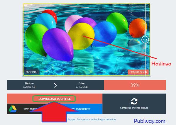 Download Hasil Kompress Gambar