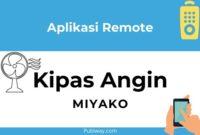 Mi Remote untuk Kipas Angin Miyako