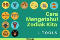 Cara Mengetahui Zodiak Kita dan Toolsnya