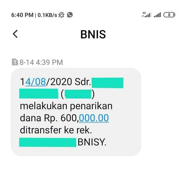 SMS Bions
