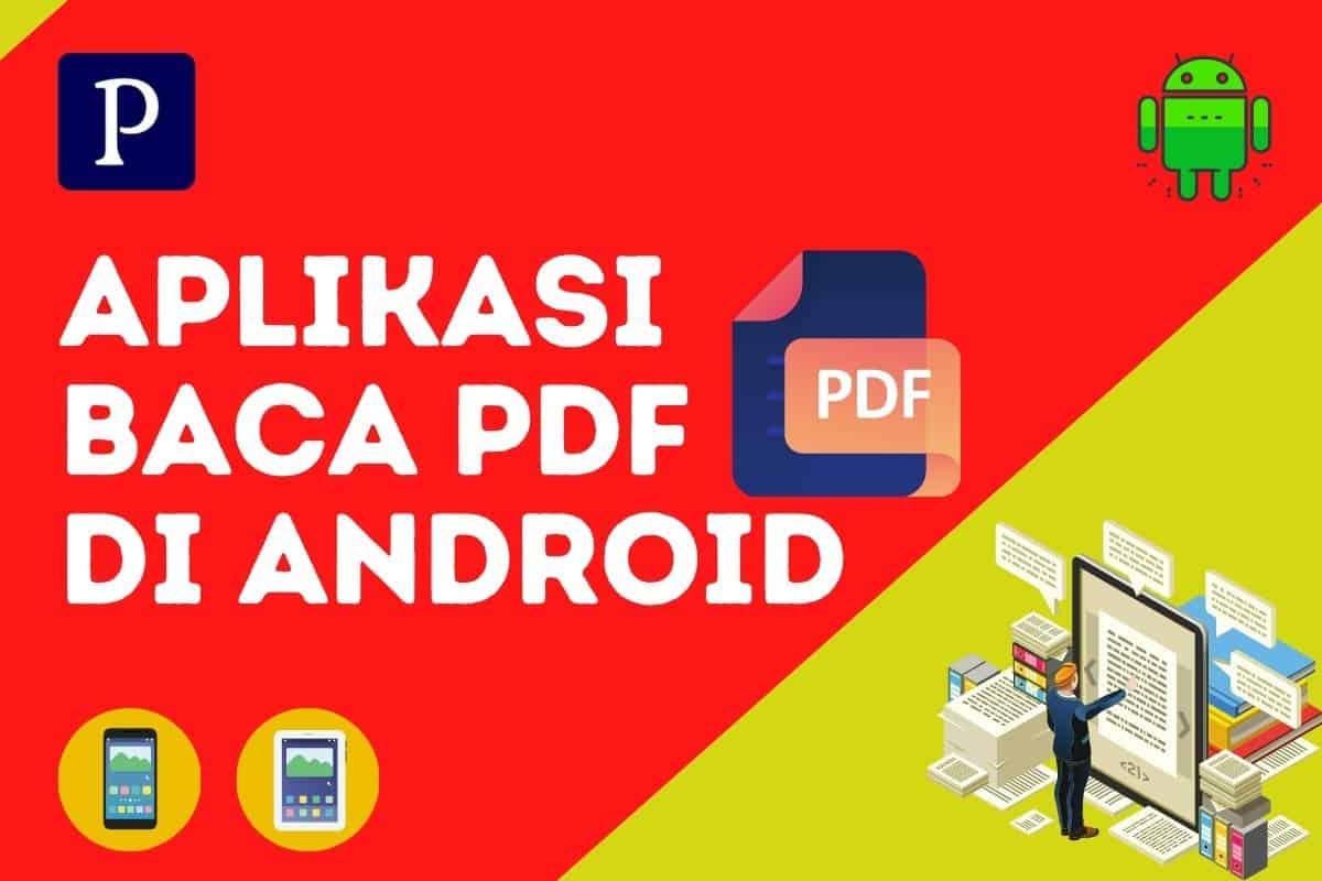 Aplikasi Membaca PDF di Android