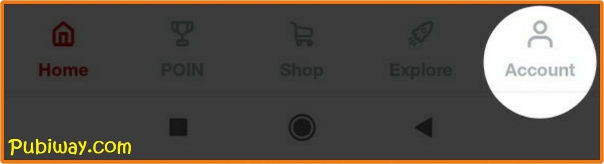 Langkah 1 Beli Pulsa Telkomsel pakai Dana