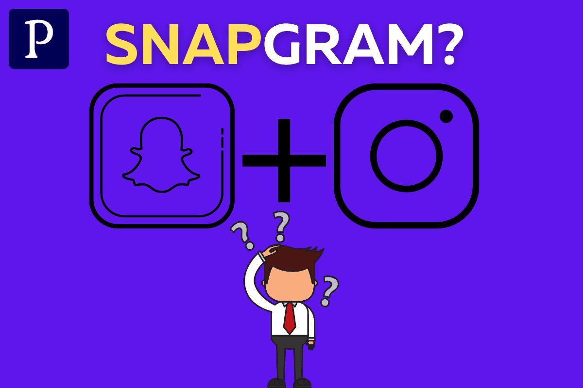 Pengertian snapgram adalah