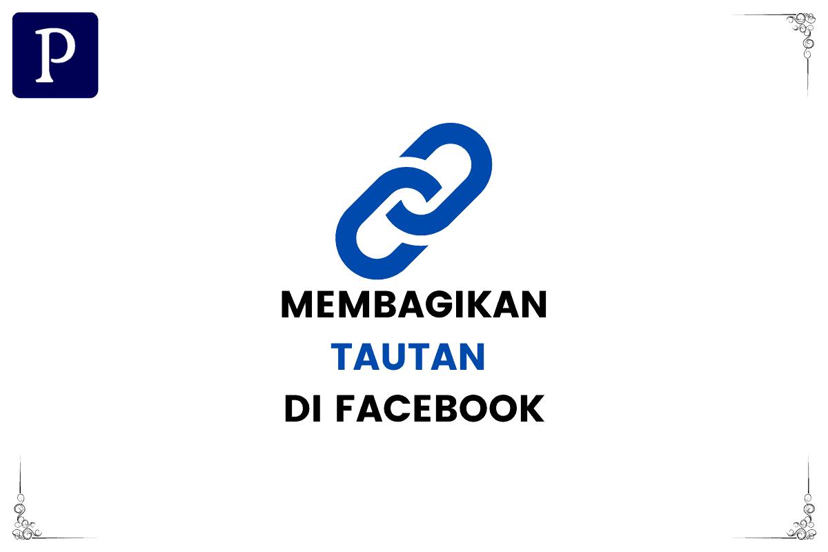 Membagikan Tautan di FB