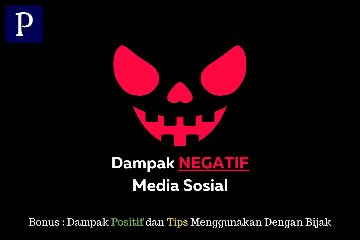 Dampak Negatif Dari Media Sosial Hari Ini