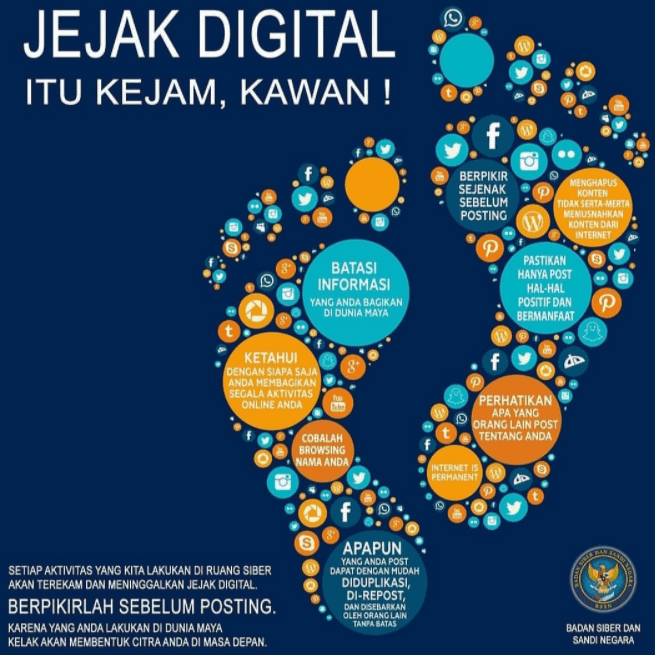 Peringatan dari Badan Siber dan Sandi Negara
