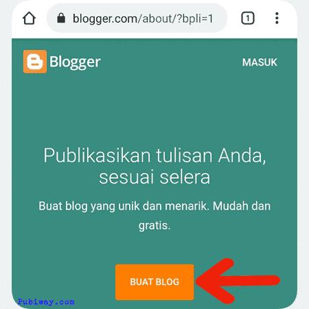 Langkah Pertama Membuat Blog Sendiri