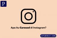 Apa itu carousel instagram?