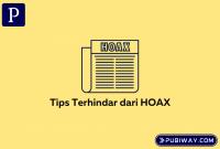 Tips Mengindari Hoax